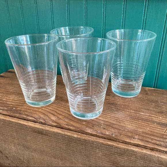 Retro Drink Glasses